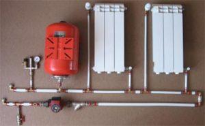 Проектирование и монтаж отопления в частном доме