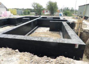 Строительство фундаментов для частного дома